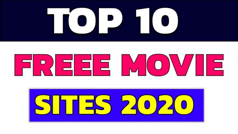Top Free Download Movies Websites List