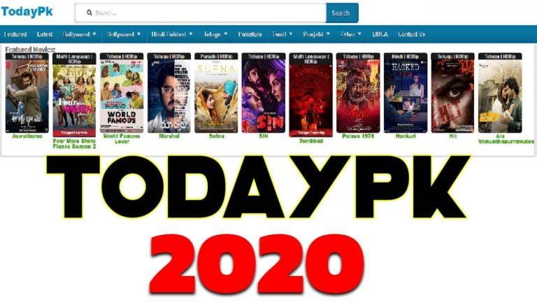 todaypk 2021 movies