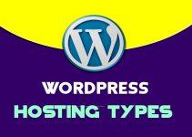 Best WordPress Hosting In India – Types Of Hosting