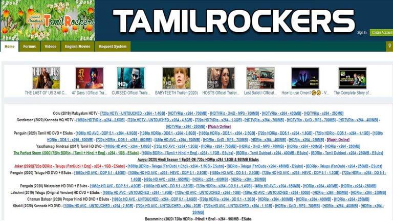 tamilrockers telugu 2020