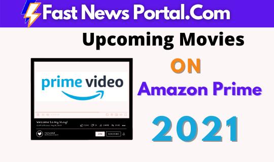 Amazon Prime Video Upcoming Web Series
