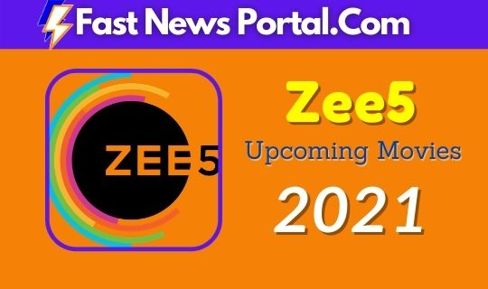 Zee5 Upcoming Movies