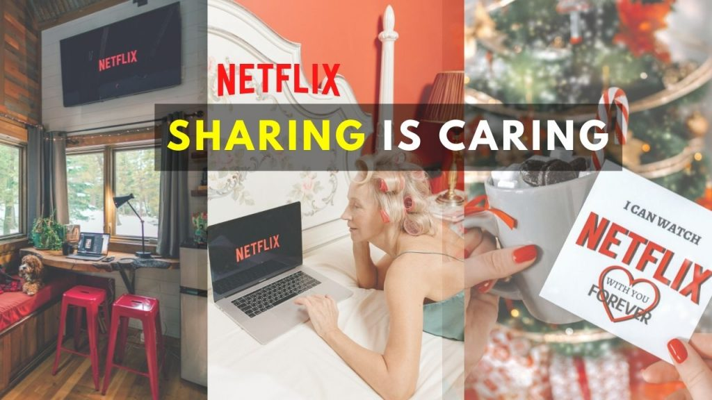 Sharing Netflix Premium Plan