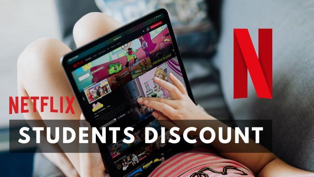 netflix students discount 2021
