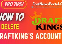 How to delete Draft kings Account ?