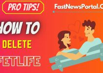 How to delete FetLife Account?
