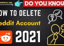 Steps to delete reddit account permanently 2021