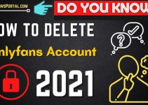 How to delete OnlyFans account 2021?
