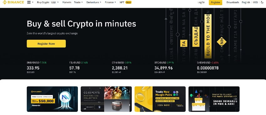how to delete binance account permanently