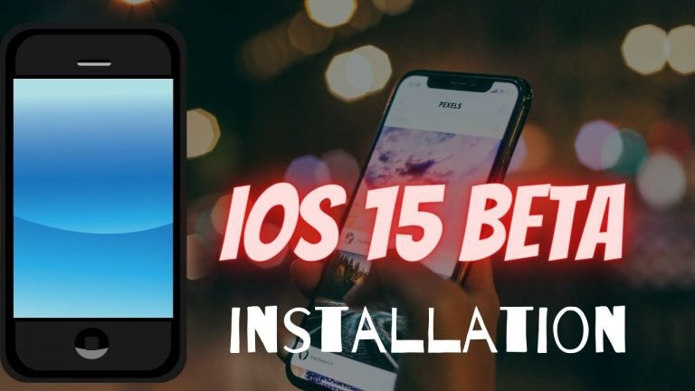 How to install iOS 15 beta on iPhone 2021