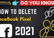 How to delete Facebook Pixel Account 2021 ?