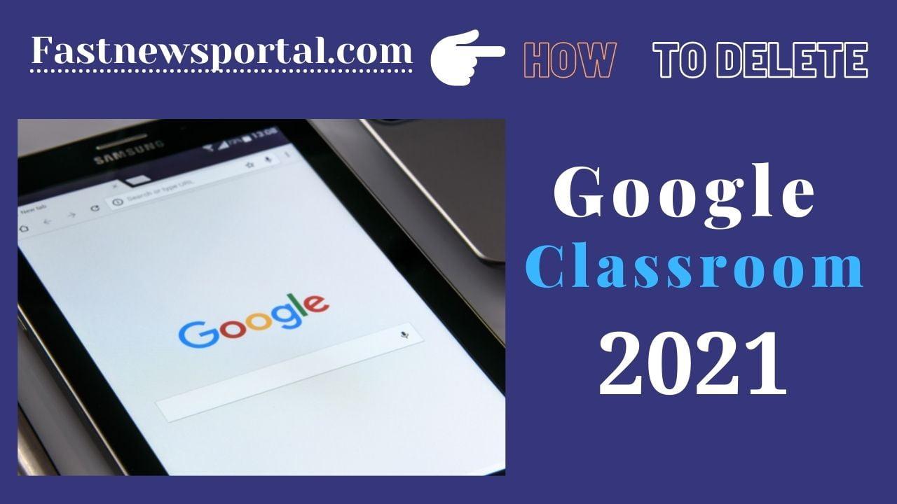 delete_a_Google_Classroom