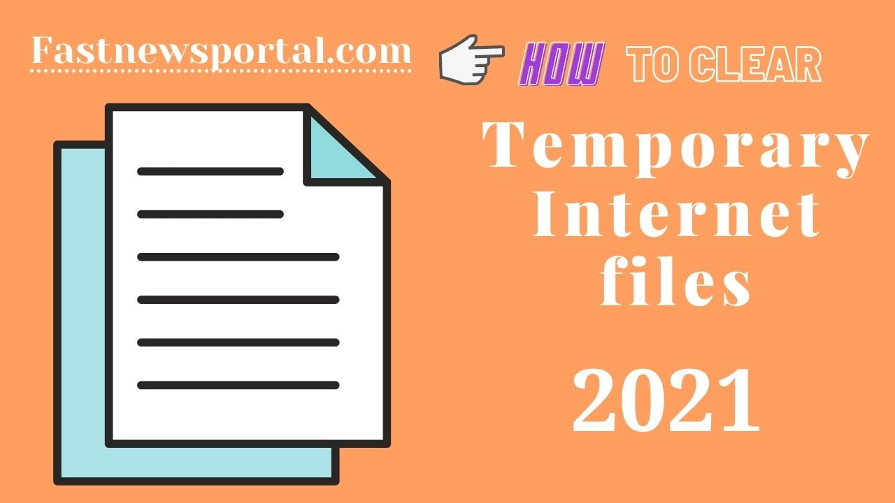 Clear Temporary Internet files