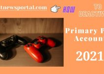 How to deactivate Primary PS4