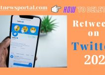 How to delete Retweets on Twitter